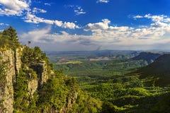 Fenêtre du ` s de Dieu, Afrique du Sud photo libre de droits