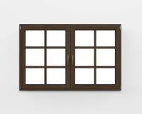 Fenêtre en bois moderne