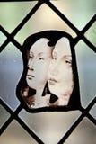 Fenêtre en verre teinté Photo stock