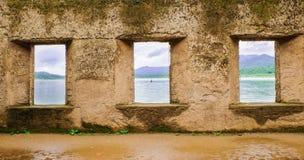 Fenêtre extérieure Photos stock
