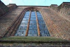 Fenêtre sur l'hôtel de ville photographie stock