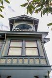 Fenêtre victorienne vue Images stock