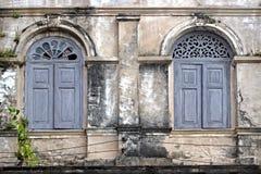 Fenêtre vieille Image stock