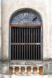 Fenêtre vieille Image libre de droits