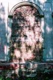 Fenêtres arrondies scellées Image libre de droits