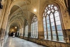 Fenêtres de St Jacobs Images libres de droits