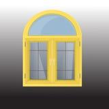 Fenêtres de vecteur Photo stock