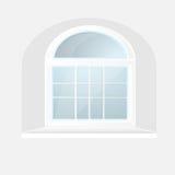 Fenêtres de vecteur Photos libres de droits