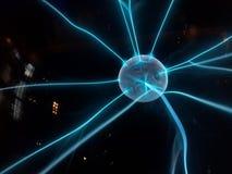 Fenómeno del plasma Foto de archivo