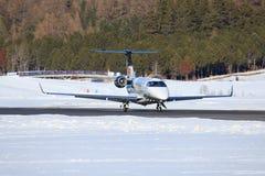 Fenômeno 100 de Embraer Foto de Stock Royalty Free