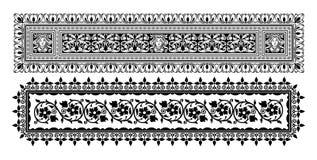 fen smyckar vektorn Arkivbild