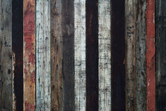 Fence. A wooden fence teksture in grunge style stock images