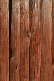 Fence. The image of a wooden fence Stock Photo