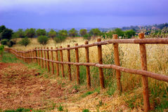A fence Stock Photos