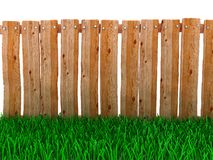 Fence background Stock Images