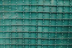 Fence background. Look deep inside the nature and you will find everything Stock Photography
