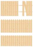 Fence_basic Stock Image