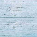 The fence of the Board is painted in turquoise background color or texture royalty free stock photo