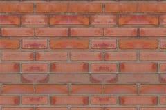 Fence brick building Stock Photos