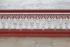 Fence bridge Stock Photo