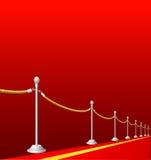 Fence carpet Stock Image