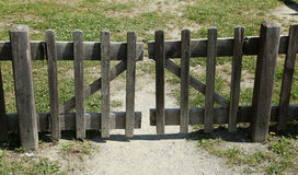 Fence - 01 Royalty Free Stock Images
