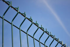 Fence details Royalty Free Stock Photography