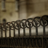 Fence details Royalty Free Stock Images