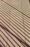 Fence. Image of fence shadow Stock Photography