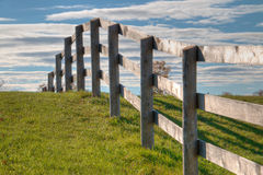 A fence Royalty Free Stock Photo