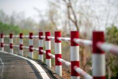 Fence Line. Safety people at kalae dam Stock Image