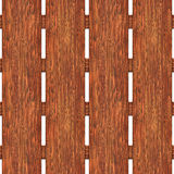 Fence made of boards seamless texture Stock Photography