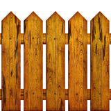 Fence made of boards seamless texture Stock Image