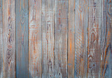 Fence made of wood Stock Photo