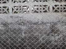 Fence. My house royalty free stock images