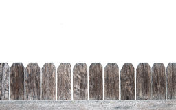 Fence Palings royalty free stock photo