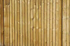 Fence Panel Stock Image