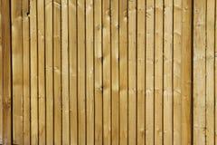 Fence Panel Stock Image