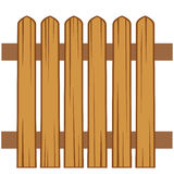 Fence pattern. Can be used as a page element to fill the empty space and give it some shape Stock Photo