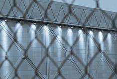 Fence Patterns Stock Image