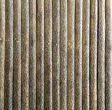 Fence planks woody Royalty Free Stock Photography