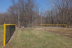 Fence Safety Cap Stock Photos