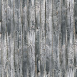 Fence seamless texture old wood with cracks Royalty Free Stock Photography