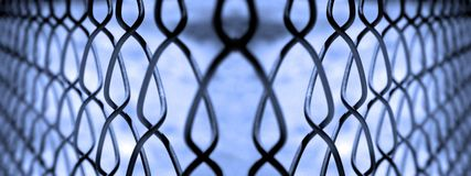 Fence Security Royalty Free Stock Photography