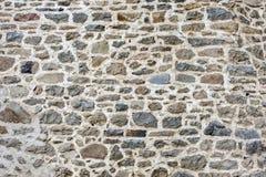 Fence of stones Stock Photos