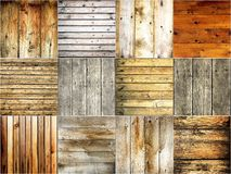 Fence weathered Stock Images