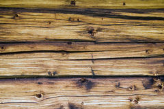Fence weathered wood background Royalty Free Stock Images