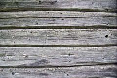 Fence weathered wood background Royalty Free Stock Photo