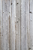 Fence weathered wood background Royalty Free Stock Photos