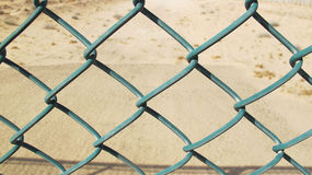 Fenced In Royalty Free Stock Image